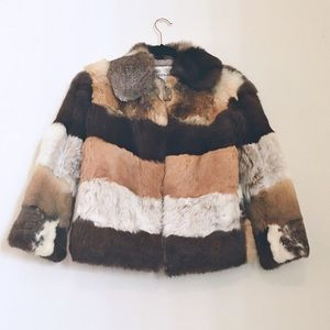 Jackets & Blazers - Vintage Holmes Fur Coat